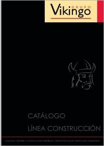 Catalogo linea construccion Cauchos Vikingo 2012