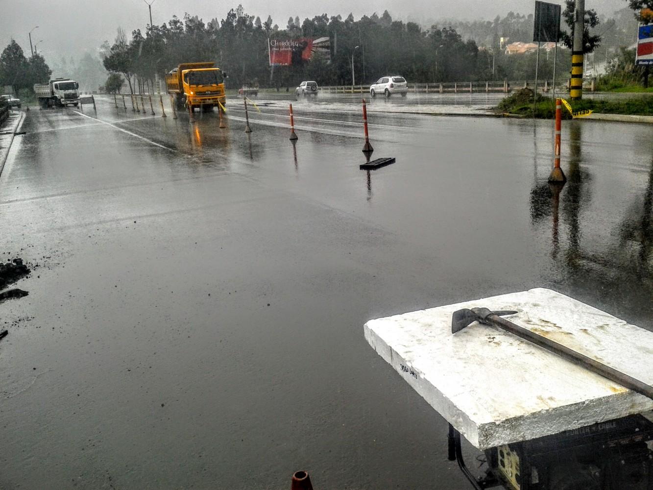 Instalación juntas JCV-250 Puente Gungarucho