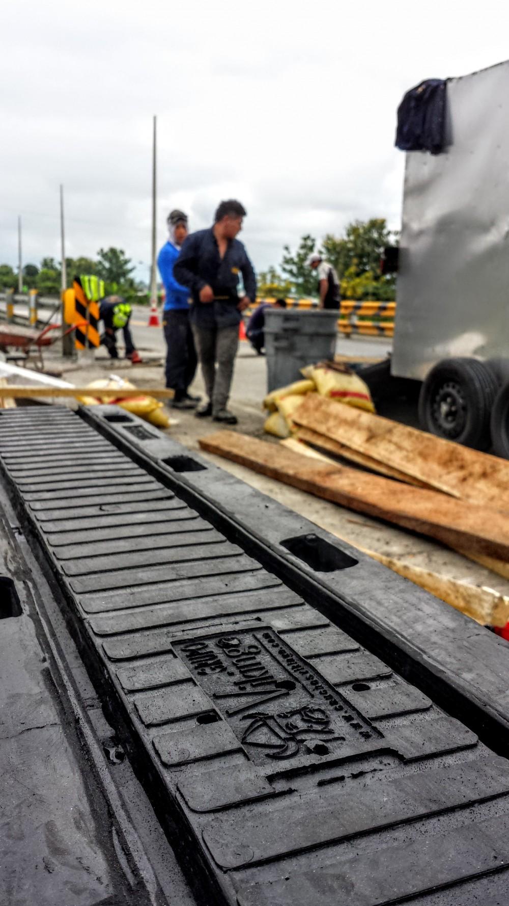 Reparación e Instalación JCV-300 En el puente Culebra