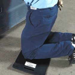 plancha de caucho para rodillas