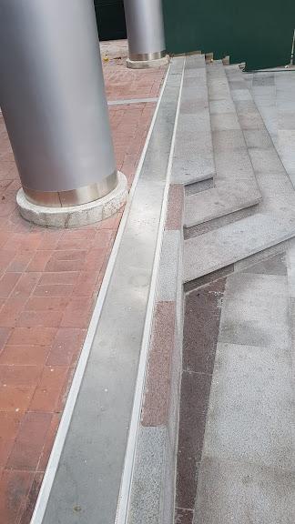 Provisión e Instalación de Juntas arquitectónicas Malecón 2000